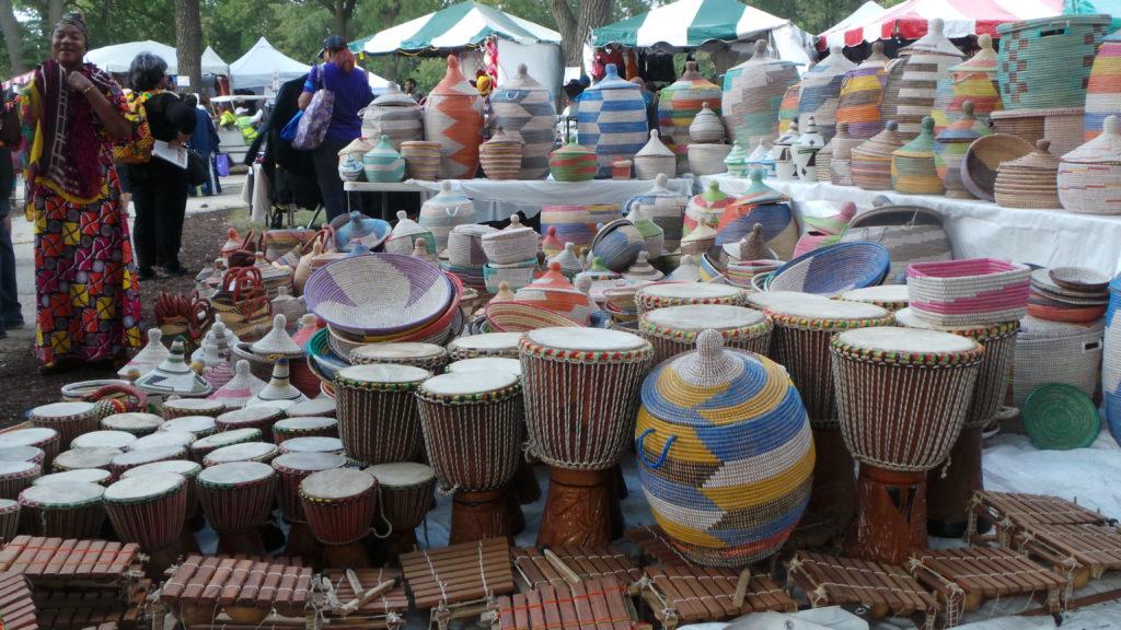 African Festival Art