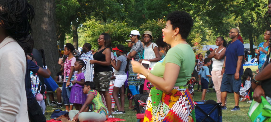 The Chicago African Festival of the Arts Reminds Us We Can Celebrate Ourselves and Each Other