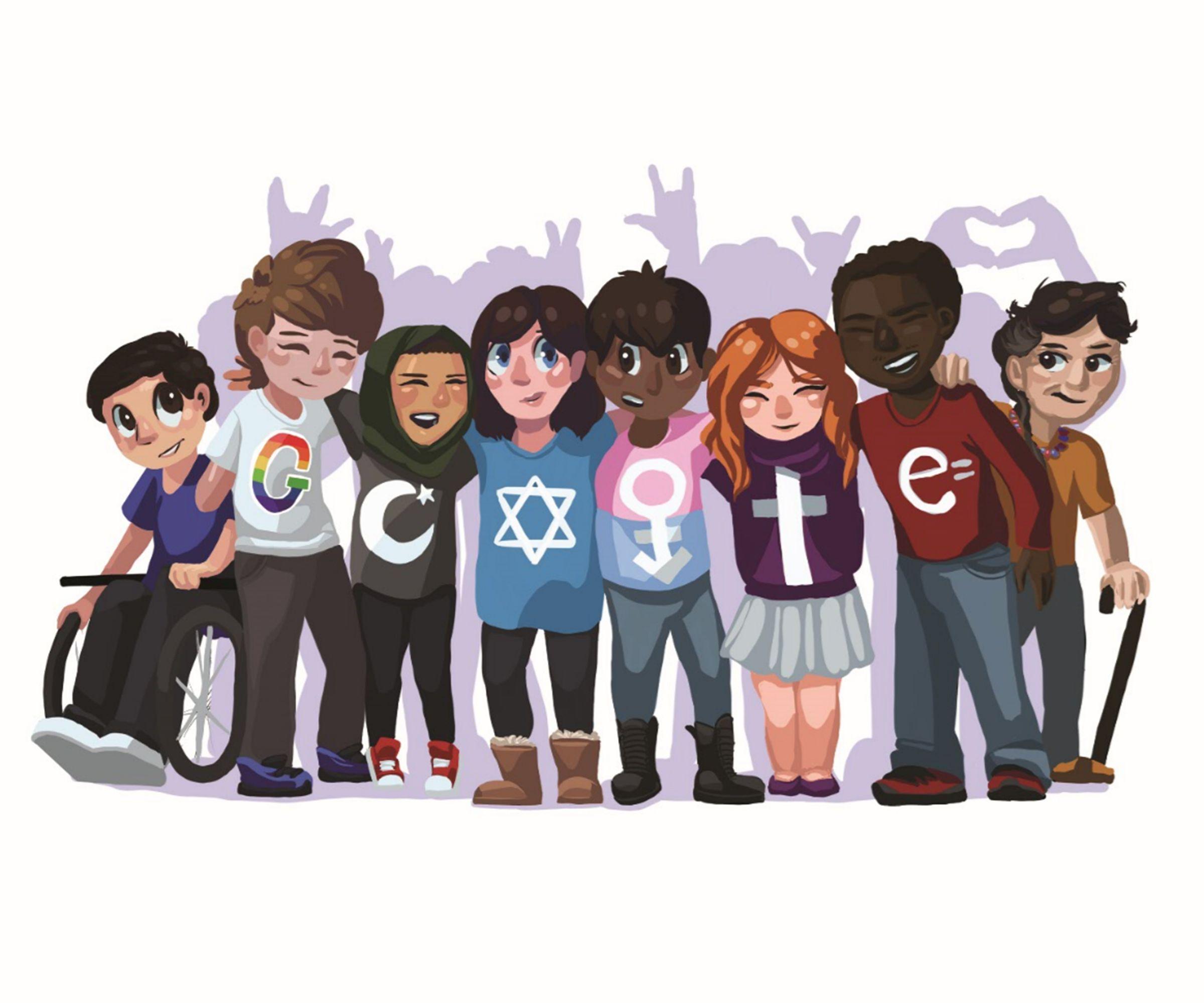 Diversity Doodle Wins Big at Google